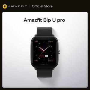 [NOVOS USUÁRIOS] Relógio Smartwatch Amazfit Bip U Pro (GPS+Alexa) | R$332