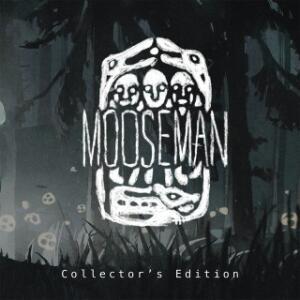 The Mooseman Collector's Edition - PS4   R$19