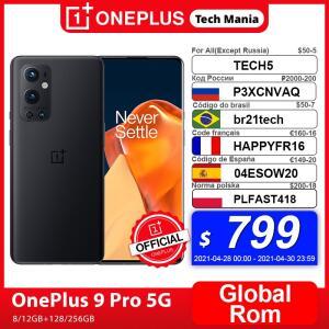 Smartphone Oneplus 9 PRO 8G 128G | R$4.662