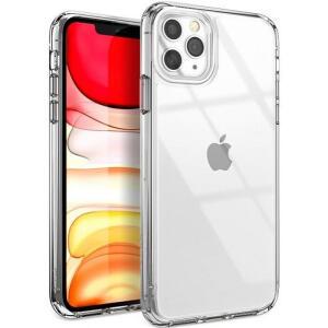 Clear Case iPhone 11 e 11 Pro Max | R$18