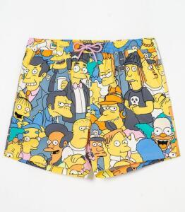 Bermuda Masculina Simpsons   R$40