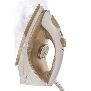 Ferro a Vapor Oster 5907 com Antiaderente - Dourado e Branco | R$76