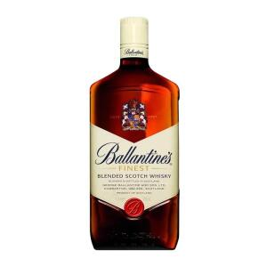 Whisky Ballantines Finest 1 Litro   R$65