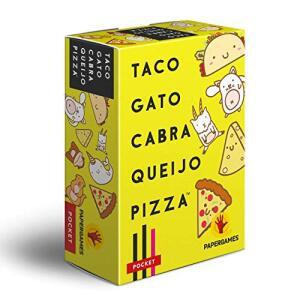 Taco, Gato, Cabra, Queijo, Pizza - Frete Grátis Prime | R$40