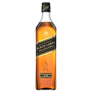 [2 Unid. R$170 | R$85 cada] Whisky Johnnie Walker Black Label 12 Anos 750 ml (Leia instruções) | R$170