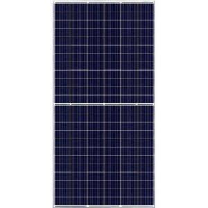 Painel Solar Halfcell Bifacial policristalino 365W Canadian Solar - CS3U-365PB-AG   R$740