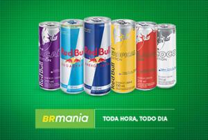 Troque 9 pontos do Petrobras Premmia por 1 Red Bull 250ml