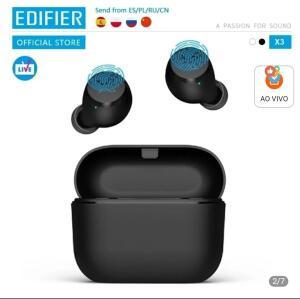 (Novos Usuários) Edifier X3 TWS | R$64