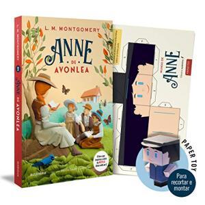 Livro - Anne De Avonlea + Paper-toy | R$25