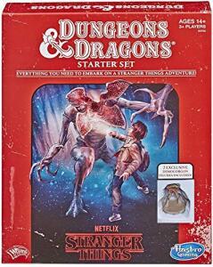 Jogo Stranger Things Dungeons & Dragons | R$130