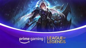 [Prime gaming] League of Legends || 3° fragmento de skin de abril