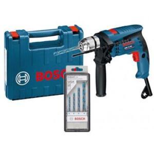 Furadeira De Impacto Profissional 650w 220v Bosch-Gsb 13re
