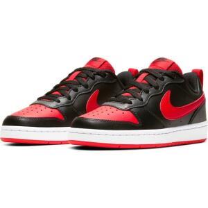 Tênis Couro Infantil Nike Court Borough Low 2 | R$220