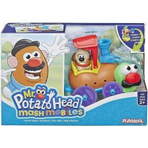 Senhor Cabeça de Batata Mr. Potato Head Veículos Malucos E5853 - Hasbro | R$70