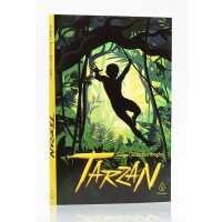 Livro - Tarzan - Edgar Rice Burroughs | R$10
