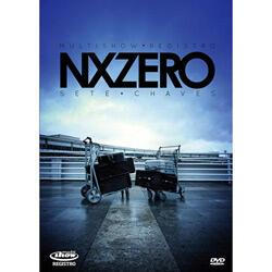 DVD NxZero - Sete Chaves   R$1,99