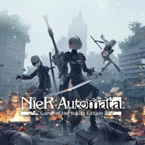 NieR: Automata™ Game of the YoRHa Edition | PS4 PSN | R$ 75