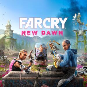 Far Cry New Dawn - PS4 | R$ 45