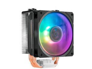 Cooler para Processador Intel AMD RGB - Cooler Master Hyper 212 Spectrum | R$180