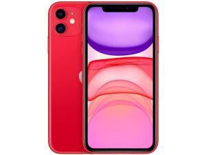 Iphone 11 64 gb - Red e Black | R$3899