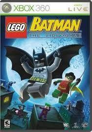 [Live Gold] Jogo LEGO Batman - Xbox 360