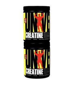 Creatina Powder (Combo com 2 potes de 200g) Universal Nutrition | R$52