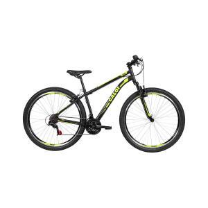 Bicicleta Aro 29 Caloi 21 Marchas Velox V-Brake Mountain Bike Preta | R$899