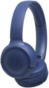 [Prime] Fone de ouvido Bluetooth, Azul T500BTBLU JBL | R$199
