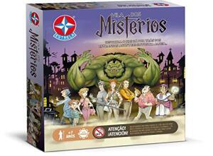 Vila Dos Mistérios, Brinquedos Estrela | R$40