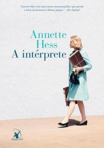 Livro: A Intérprete (capa comum) | R$14