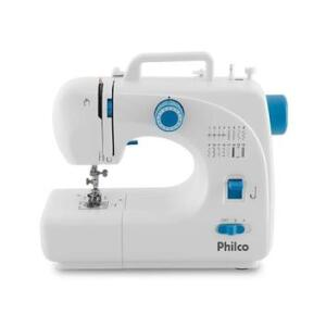 Máquina de costura philco pmc16bp bivolt | R$439