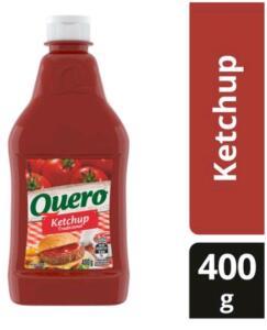 [C.ouro/ MAGALU.PAY R$1,66]Ketchup Tradicional Quero 400G | R$2,16