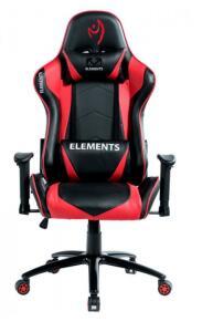[APP] Cadeira Elements Gamer VEDA Ignis PU/Braço2D/Aço/Espuma Injetada | R$1349