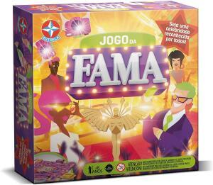 Jogo Da Fama, Brinquedos Estrela | R$39