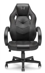 Cadeira Gamer Warrior com apoio para os braços estofados GA182 | R$691