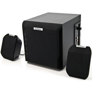 Caixa de som Edifier 2.1 15W RMS X100B - Black | R$237