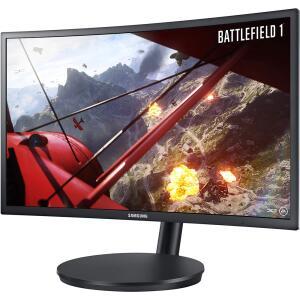 "[Reembalado] Monitor Gamer LCD 24"" Curvo 1ms 144hz - Samsung | R$1440"