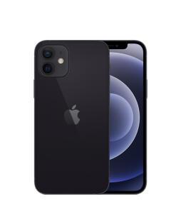 "iPhone 12 Apple 128GB Preto Tela 6,1"" - Câm. Dupla 12MP iOS R$5129"