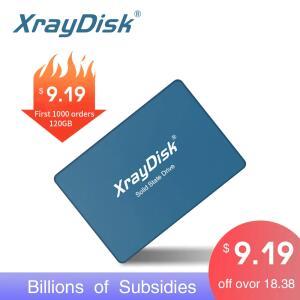 SSD 120gb Disco Rígido Interno de Estado Sólido para o Notebook e Desktop Xraydisk R$50