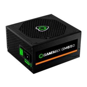 Fonte Gamemax, 650W, 80 Plus Bronze - GM650 R$390