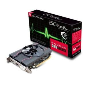 Placa de Vídeo Sapphire 11268-03-20G Radeon Pulse RX 550 2GB 128Bits GDDR5 R$689