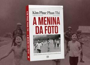 Livro - A Menina da Foto | Kim Phuc Phan Thi | R$7
