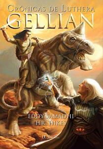 eBook Crônicas de Luthera: Gellian