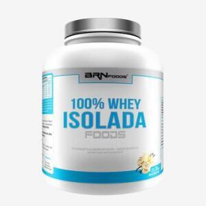 [APP] 100% Whey Isolada Foods 2kg Baunilha BRNFOODS - Brn Foods | R$135