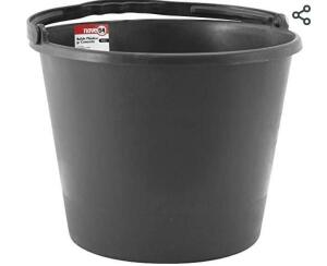 [Prime] Balde de Plástico para Concreto, Nove 54, 12 L | R$8