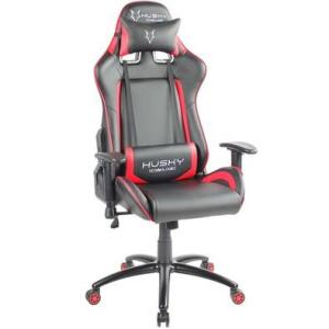 Cadeira Gamer Husky Blizzard, Black Red - HBL-BR | R$1060