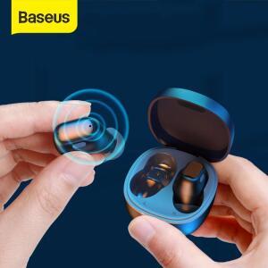 [NOVO USUÁRIO] Fone Bluetooth Baseus WM01 TWS R$11
