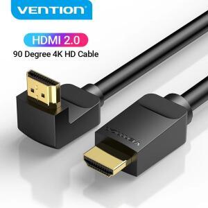 [NOVOS USUÁRIOS] Cabo HDMI 2.0 4K 2 Metros Vention | R$0,06