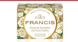 FRANCIS SABONETE (BRANCO) 90 G | 1,29