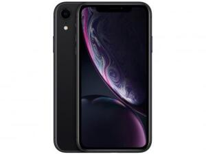 "iPhone XR Apple 64GB Preto 6,1"" | R$3020"